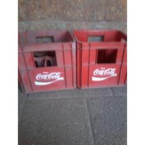 Antiguo Cajon De Coca Cola De Plastico