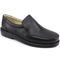 Sapato Preto Masculino Opananken Antistress 35501 Pixolé