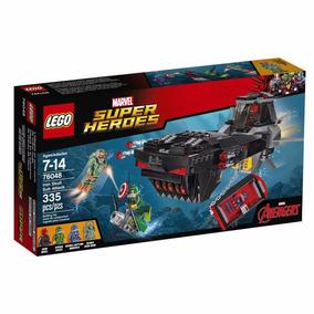 Lego Super Heroes 76048 Ataque Submarino Iron Skull Educando