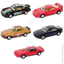 Miniaturas Carrinhos Fricção Antigo Pull Back 1/38 Anos 80