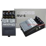 Pedal Boss Rv-5 Digital Rever Musica Pilar