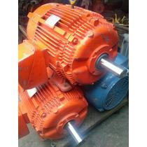 Motor Electrico 1 A 300 Hp Rpm 220/440 V.
