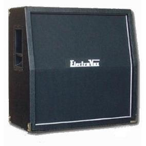 Bafle Angular 2x12 100 W. Para Cabezal Amplificador Guitarra
