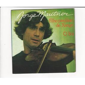 Jorge Mautner 1979 Filho Predileto De Xangô - Compacto Ep D3