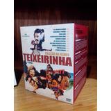 Box Dvds Com 10 Filmes Teixeirinha (original)