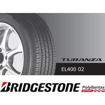 Llanta 205/55r16 Bridgestone Turanza El 400 02, Nuevas