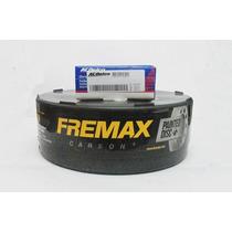 Disco Freio Dianteiro Fremax+pastilha Acdelco Vectra 5 Furos