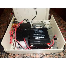 Electrificador + Alarma + Bateria + Sirena