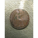 One Penny Inglaterra 1918