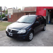 Renault Logan Pack Plus Full Full Año 2013 34000 Kms
