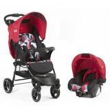 Coche Cuna Bebe Huevito Kiddy Omega Travel Baby Shopping