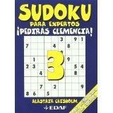Libro Sudoku Para Expertos *cj