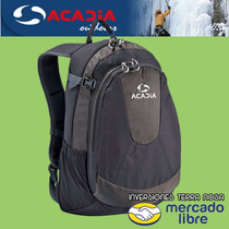 Morral Bolso Acadia Breeze - Ak-9205 - 30 Lt