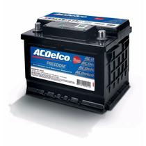 Bateria 60ah Ac Delco - Original Gm - 18 Meses De Garantia