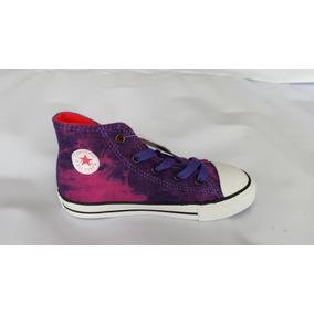 zapatillas converse niña 23