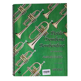 Método De Trompete Trombone E Bombardino Amadeu Russo A0783