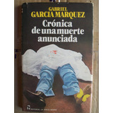 Cronica De Una Muerte Anunciada 1ra Edic Colombia 1981 (21)