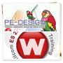 Wilcom 10 + Pe-desing Ver 6 Programas D Bordados Envio Email