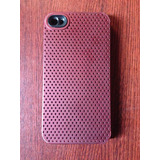 Capa Case Agf Importada Iphone 4 4s, Ac Trocas
