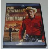El Indomable Paul Newman Western Oeste Pelicula Dvd Original