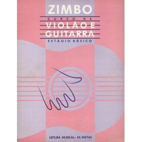 Curso De Violão Zimbo Trio Digitalizado Completo