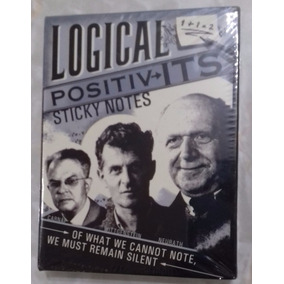 Post It Logical Positivists - Frases Filosofia Wittgenstein