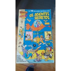 Disney Especial Reedição Nº 68 Os Agentes Secretos