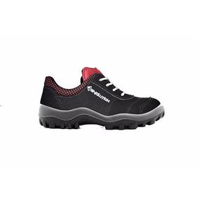 Sapato Tenis De Segurança Evolution Miura Bico Pvc