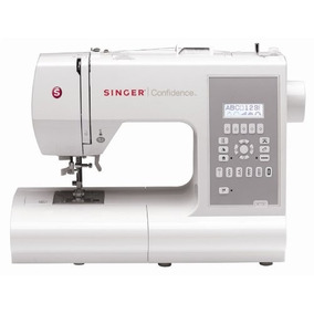 Tm Maquina Singer 7470 Confidence 225-stitch Computerized S