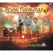 Los Palmeras - Simplemente Cd 2014 - Los Chiquibum