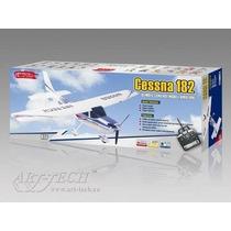 Aeromodelo Cessna 182 Motor Brushles 4ch Postagem 24hrs