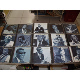 Lote 15 Cd Mestres Blues Bb King Ray Charles Muddy Waters