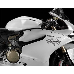 Adesivo Assinatura Valentino Rossi 46 Moto The Doctor