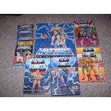 He Man Album Completo 1983, Dvd Serie Completa, Y Comics