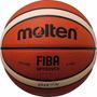 Pelota De Basquet Molten Gg7x Basket Oficial Lnb Cuero Comp