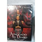 Dvd Advogado Do Diabo