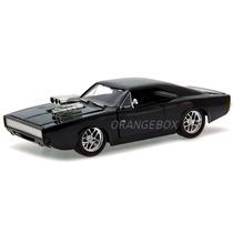 Dodge Charger R/t 1970 Velozes E Furiosos 7 Jada 1:24 97059