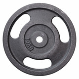 Discos Standard 10 Kg Sport Fitness Ref 071174