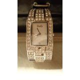 Reloj Dolce & Gabbana Con Cristales Swarovski