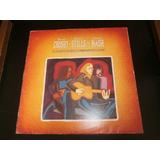 Lp Crosby, Stills & Nash - Replay, Disco Vinil, Ano 1981