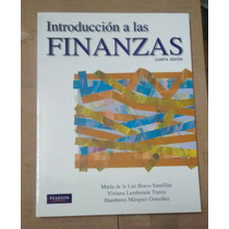Libro Introduccion A Las Finanzas Bravo 4 + Regalo % -