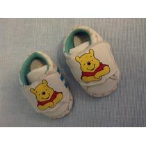 Zapatillas Adidas Bebé Winnie Pooh Únicas Importadas Usa