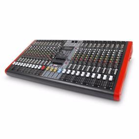 Consola Mezcladora Novik Neo 20 Canales Nvk-20m Usb