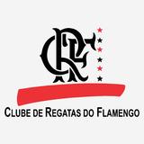 Adesivo De Parede Quarto Sala Escudo Flamengo Crf 90cm A323
