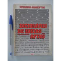 Dicionário De Ideias Afins - Hermínio Sargentim