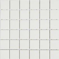 Pastilha De Porcelana Branca 5x5cm - Caixa C/ 11 Peças - 1m²