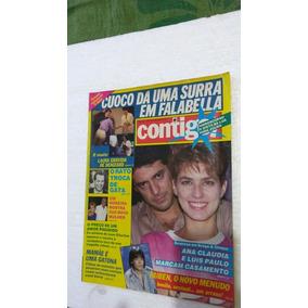Revista Contigo Nr 615. (06/07/1987)