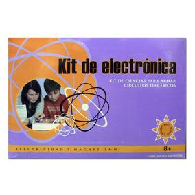 Kit Electronica Ciencia Para Todos (13280)