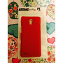 Pedido Estuche Case Duro Huawei Ascend P1 Rojo