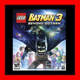 Lego Batman 3: Beyond Gotham Ps3 Digital Oferta !!!